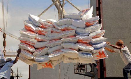 Ilustrasi beras impor. Foto: Internet/Istimewa