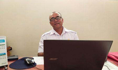 Joni Rojikin selaku Kepala Bidang Ketenagaan Pendidikan Dasar pada Dinas Pendidikan dan Kebudayaan Kapuas Hulu