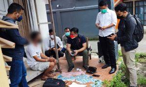 Polda Kalbar amankan satu pelaku perdagangan orang. Foto: Istimewa