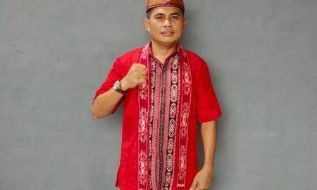 Ketua Dewan Adat Dayak (DAD) Kecamatan Tayan Hulu terpilih, Heriyanto. Foto: Istimewa