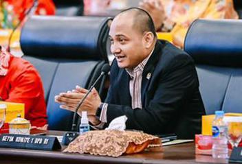 Ketua Komite I DPD RI, Fachrul Razi. Foto: Rangga Darmawan