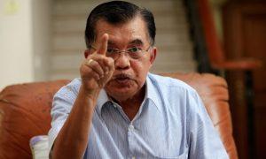 Mantan Wakil Presiden RI, Muhammad Jusuf Kalla atau JK. Foto: Istimewa